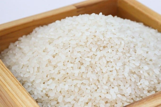 Low Glycemic White Rice