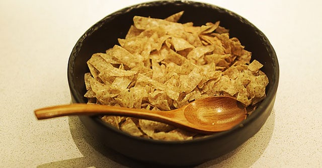 Benefits of eating corn flakes