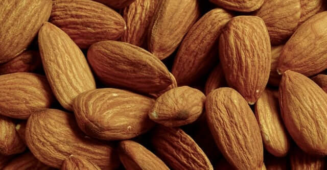 What is Glycemic Index of Almonds